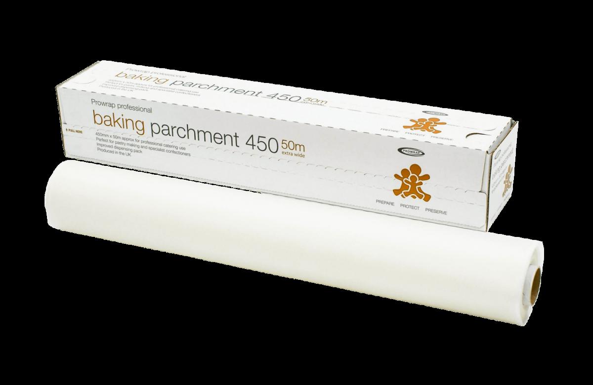 Prowrap Professional 450 x 50 parchment cutterbox